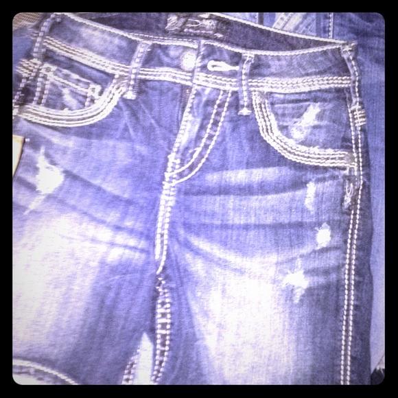 Silver Jeans Pants - BNWT~~Silver Jeans ~SUKI FIT~
